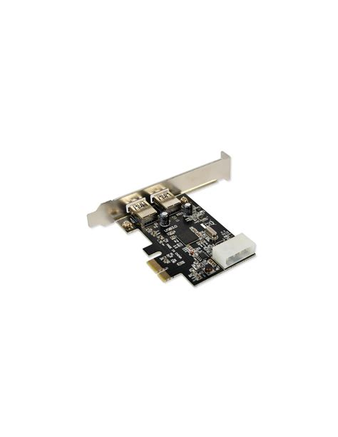 Pci Express To 2 Usb 30 Port Pci Card No Color speed 2 port usb 3 0 pci e pci express low profile
