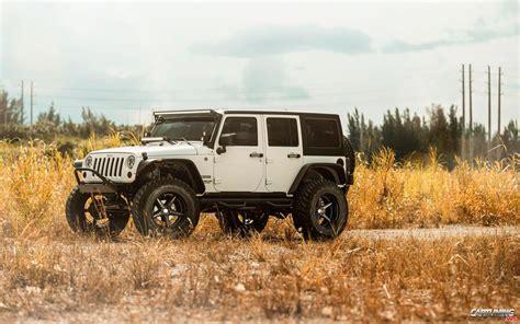 vossen jeep wrangler tuning jeep wrangler
