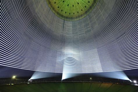 Interior Projection Mapping by Urbanscreen Projection Mapping The Interior Of A