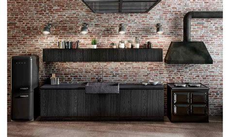 le industrial style cucine industrial style idee per interni e mobili