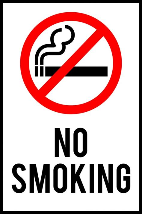 no smoking sign picture no smoking laws for all fifty states signs com blog