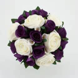 Firenze flora beautiful purple wedding bouquet