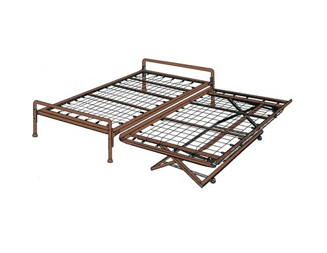 trundle bed frames pop up trundle bed frame pop up trundle bed frames