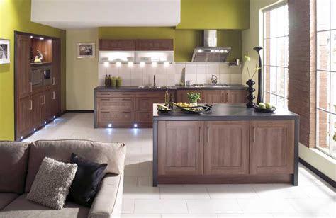 Modern Classic Kitchen Design by Modern Classic Green Kitchen Interior Design Ideas