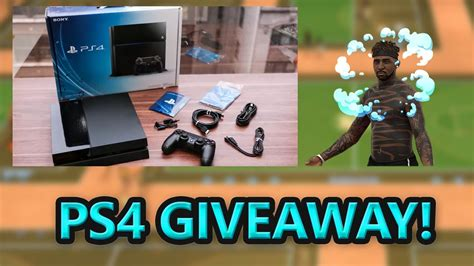 Free Ps4 Giveaway - ps4 giveaway finally unbanned youtube