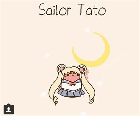 Tato Meme - me if i were a sailor guardian sailor tato the kawaii