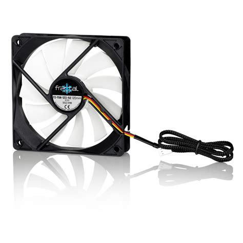 120mm case fan silent fractal design