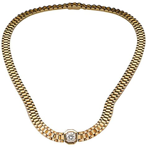 Rolex Chain rolex necklace