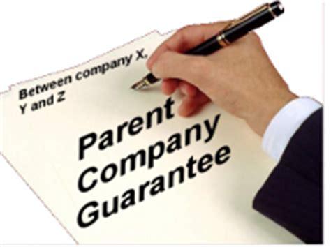 Parent Company Guarantee Letter Of Credit parent company guarantee secure your receivables