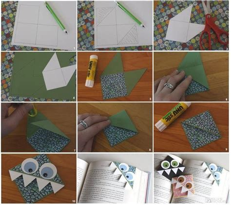 Cool Origami Bookmarks - origami that s cool