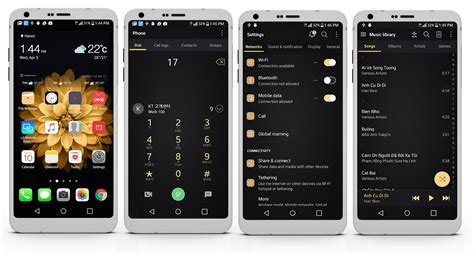 lg themes store mios blackbold lg g6 v20 g5 v30 read description