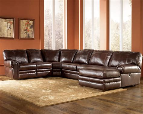 brown leather sectional sleeper sofa brown leather sectional sleeper sofa ansugallery