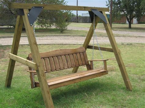 tree swing home depot wood workwooden swing how to build diy woodworking