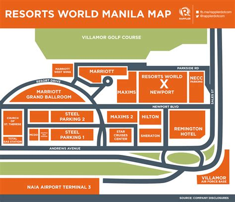 camayan resort map from manila fast facts what you need to about resorts world manila
