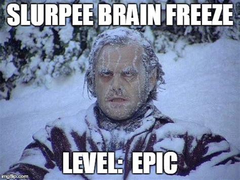 Freezing Meme - jack nicholson the shining snow meme imgflip