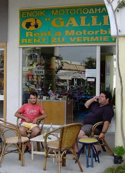 Motorradvermietung Rhodos Faliraki by Gallis Motorrad Verleih Auf Rhodos