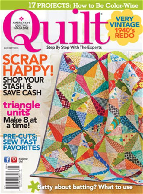 Quilt Magazines Subscriptions by Quilt Magazine Subscriptions Renewals Gifts
