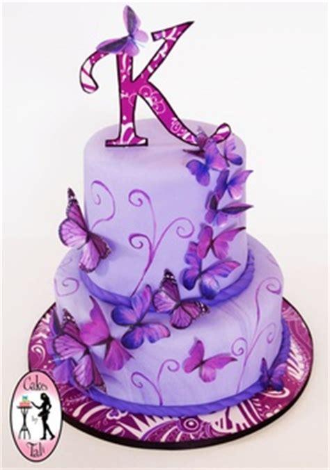 ispirato design purple not just for a girls bedroom bolos decorados com borboletas