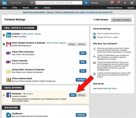 How To Search For On Linkedin How To Find All Your Contacts On Linkedin Social Talent