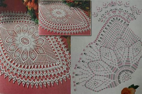 free crochet table runner patterns 118 knitting