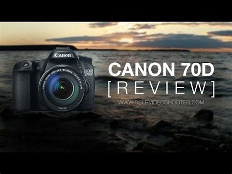 tutorial video canon canon 70d focusing squares tutorial how to focus with