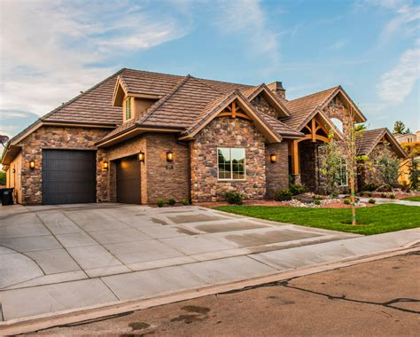 custom home builder st george ence homes