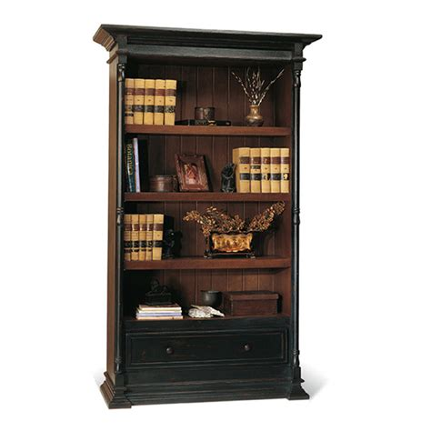 old biscayne designs reilly bookcases single bookcase