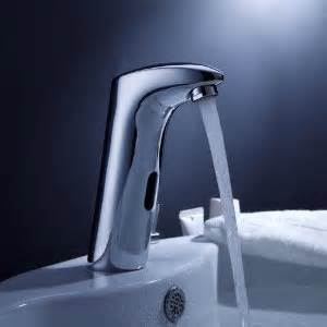 Touchless Bathroom Faucet by Touchless Faucets Faucets Reviews
