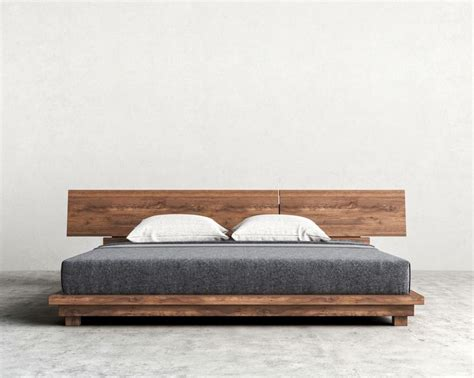 Asian Style Bed Frame Best 25 Japanese Bed Ideas On