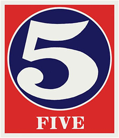 Number Search Indiana Robert Indiana Numbers Plate E At Pop Heaven