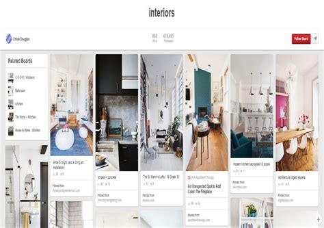 best home decor pinterest boards the 10 best interior decor pinterest boards to follow