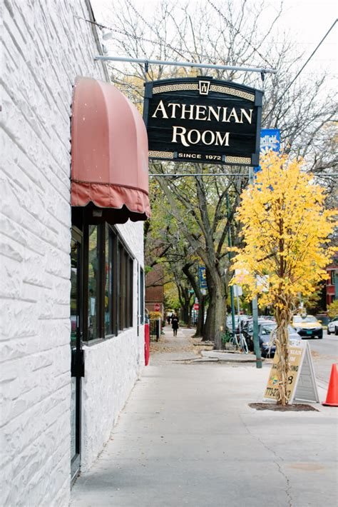 athenian room chicago fab review athenian room fab food chicago