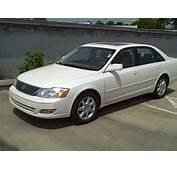 2001 Toyota Avalon  YouTube