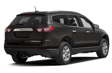 what is the chevy traverse rs