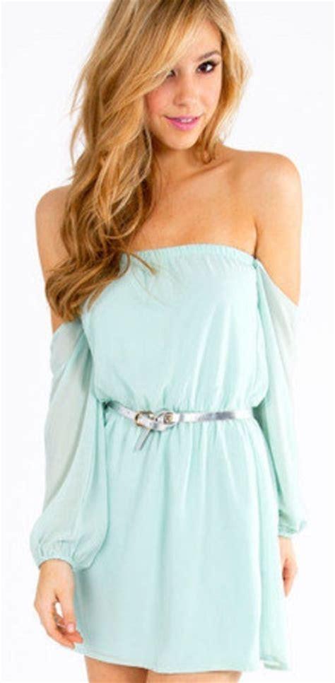 shoulderless dress fashion favorites pinterest