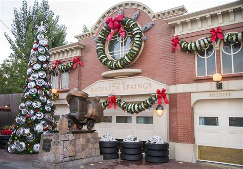 christmas trees in fillmore 2017 at the disneyland resort what to expect travel to the magic