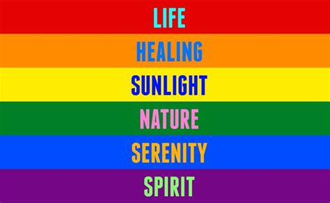 pride flag colors pride flag creator gilbert baker on the rainbow s real