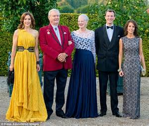 Silk Chandelier Princess Mary Of Denmark Steps Out For Dinner Wearing Gold