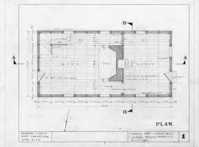 Shop House Floor Plans floor plan philip reich house and shop winston salem