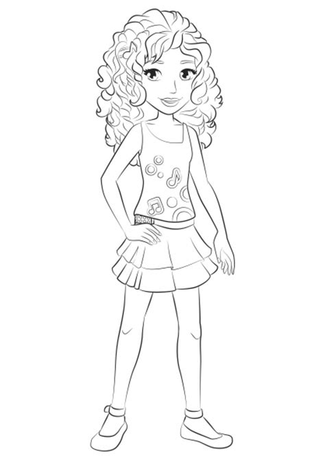 lego friends coloring pages emma emma lego friends coloring coloring pages
