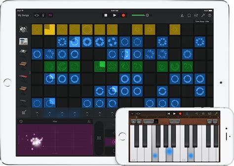 garageband for ios apple launches music memos app releases major