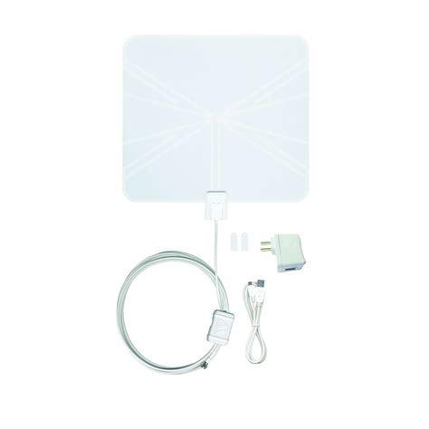 winegard flatwave amped digital hd indoor amplified tv