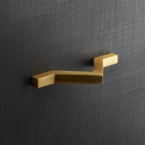 brass handles for kitchen cabinets best 25 brass drawer pulls ideas on pinterest brass
