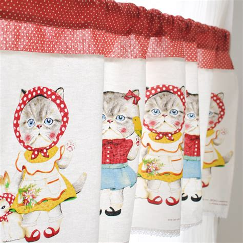 cat curtains kitchen cat kitchen curtains cat kitchen curtains promotion