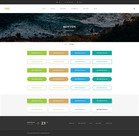 update layout preview button pavo hotel psd template by alitstudio themeforest