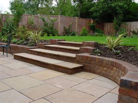 stepped garden design ideas image result for patio step designs patios and step