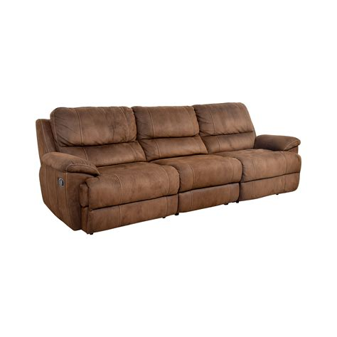 haverty recliners 76 off haverty s haverty s reclining sofa sofas