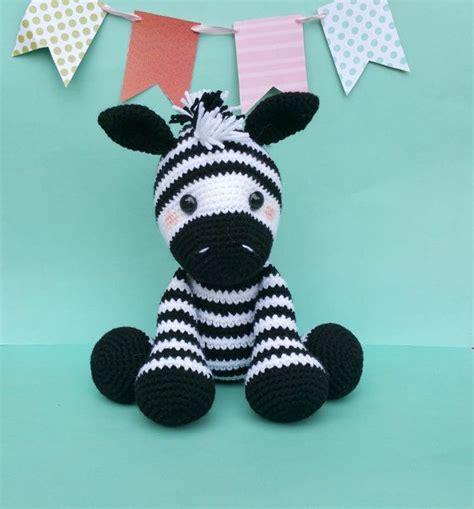 pattern zebra free best 20 crochet zebra ideas on pinterest crochet zebra