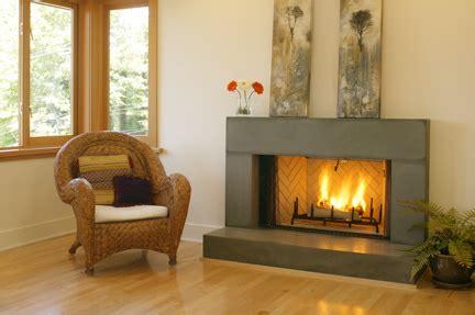 Concrete Fireplace Mantels Span Shiitake Cast Concrete Fireplace Mantel With Custom