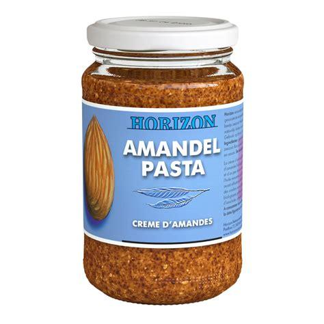 Pasta Solder 5 Gram Merk Boosfett horizon amandelpasta 350 gram bestel glutenvrije producten horizon bij glutenvrije